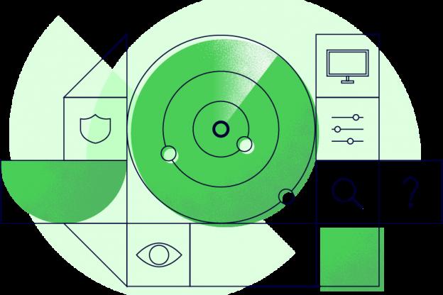 Watchlist screening illustration